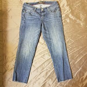 Torrid Boyfriend Crop Jeans 10